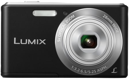 Panasonic Lumix DMC-F5 1