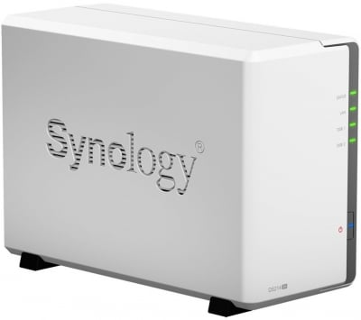 Synology Disk Station DS214se 6