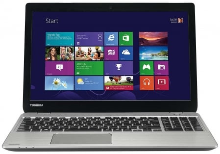 Toshiba Satellite M50-A 1