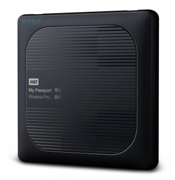 WD My Passport Wireless Pro 5