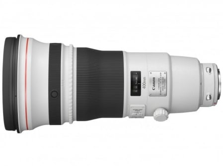 Canon EF 400mm f/2.8 L IS II USM 2
