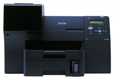 Epson Business Inkjet B310N 8