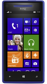 HTC Windows Phone 8X 1