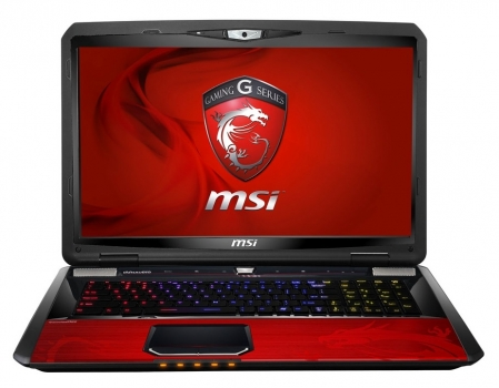 MSI GT70 Dragon Edition 1