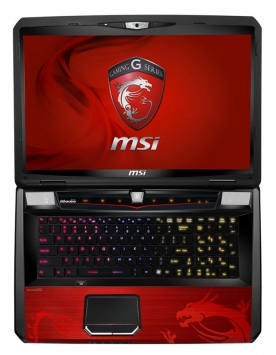 MSI GT70 Dragon Edition 3