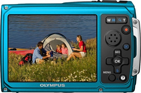 Olympus Tough TG-320 3