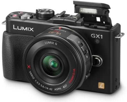 Panasonic Lumix DMC-GX1 11