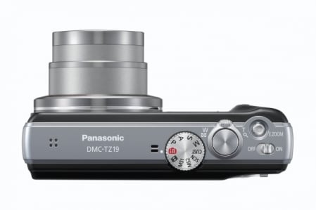 Panasonic Lumix DMC-TZ19 3