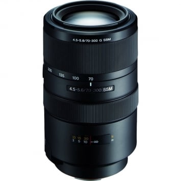 Sony SAL-70300G 70-300 mm f/4-5.5.6 SSM G 1
