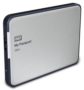 WD My Passport Slim 1