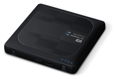 WD My Passport Wireless Pro 6