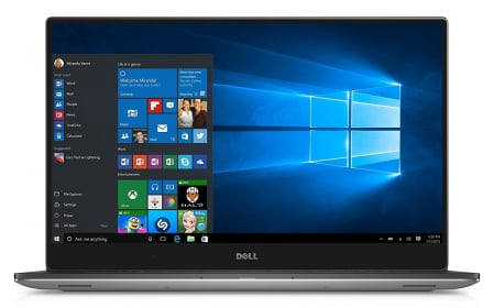Dell XPS 15 (2017) 9560 1
