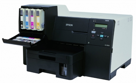 Epson Business Inkjet B310N 9
