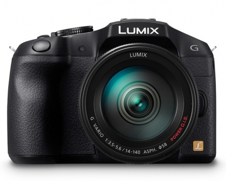 Panasonic Lumix DMC-G6 1