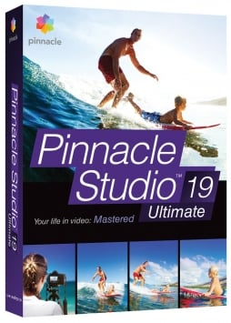 Pinnacle Studio Ultimate 19 1