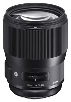 Sigma 135mm f/1.8 DG HSM Art 3