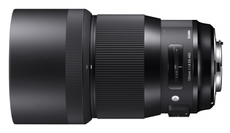 Sigma 135mm f/1.8 DG HSM Art 4