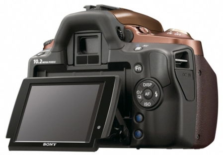 Sony Alpha DSLR-A330 4