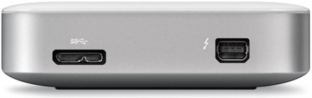 Buffalo MiniStation Thunderbolt SSD 3