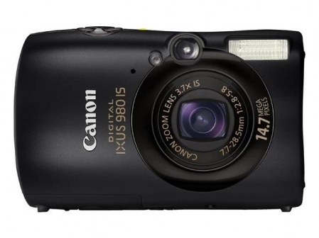 Canon IXUS 980 IS (PowerShot SD990 IS) 1