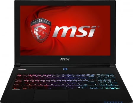 MSI GS60 Ghost 1