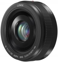 Panasonic 20 mm F1.7 ASPH Lumix G