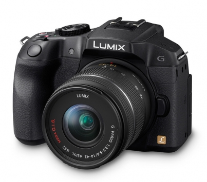 Panasonic Lumix DMC-G6 2
