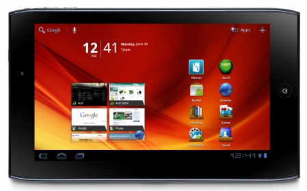 Acer Iconia Tab A100 1