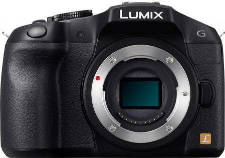 Panasonic Lumix DMC-G6 3