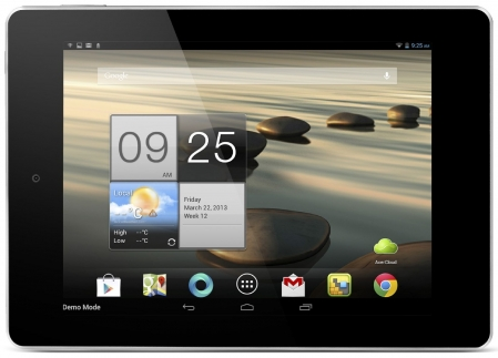 Acer Iconia Tab A1-810 1