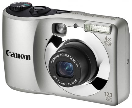 Canon Powershot A1200 IS 1