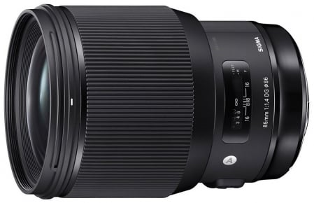 SIGMA 85mm F1.4 DG HSM ART 3