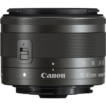 Canon EF-M 15-45mm f/3.5-6.3 STM IS 1