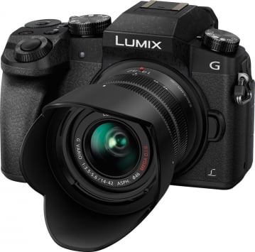 Panasonic LUMIX DMC-G7 8