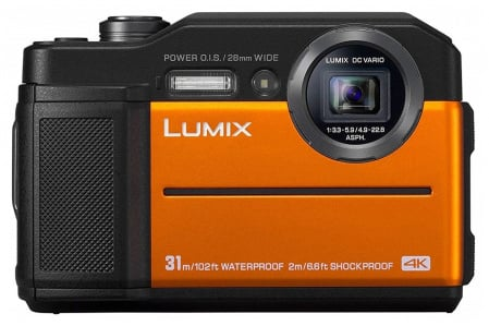 Panasonic Lumix TS7 (FT7) 1