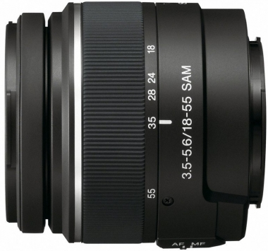Sony SAL-1855 18-55 mm f/3.5-5.6 DT SAM 1