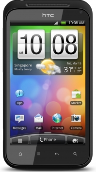 HTC Incredible S 1