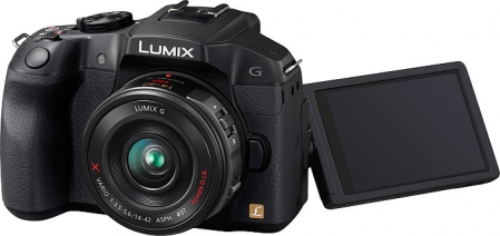 Panasonic Lumix DMC-G6 6