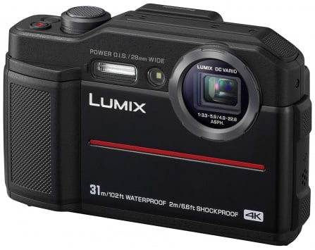 Panasonic Lumix TS7 (FT7) 4