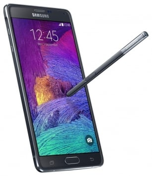 Samsung Galaxy Note 4 5
