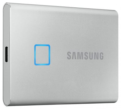 Samsung Portable SSD T7 Touch 6
