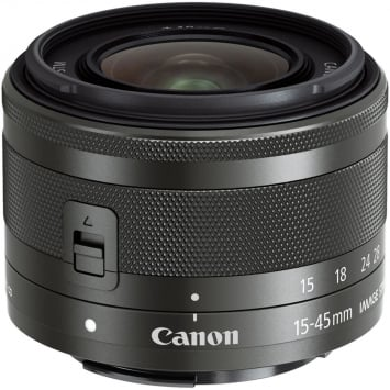 Canon EF-M 15-45mm f/3.5-6.3 STM IS 2