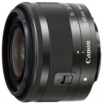 Canon EF-M 15-45mm f/3.5-6.3 STM IS 3