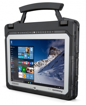 Panasonic Toughbook CF-20 10