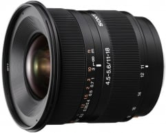 Sony SAL-1118 11-18 mm f/4,5-5,6 DT