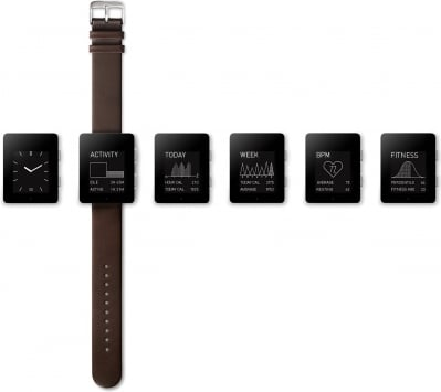 Wellograph Watch 6