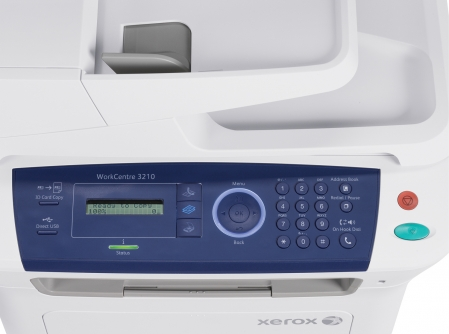 Xerox WorkCentre 3210 4