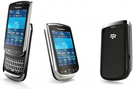 BlackBerry 9800 Torch 2