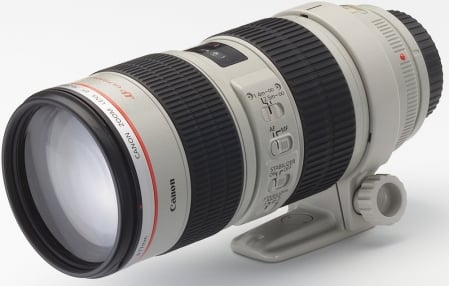 Canon 70-200 mm f/2.8 L IS USM 1