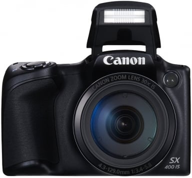 Canon PowerShot SX400 IS 9